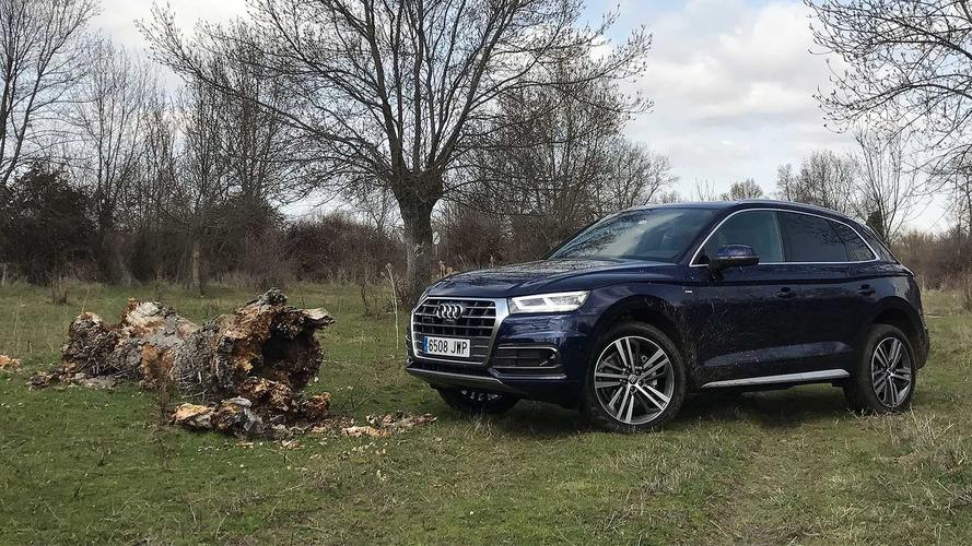 Audi Q5 2017, primera prueba del SUV medio alemán