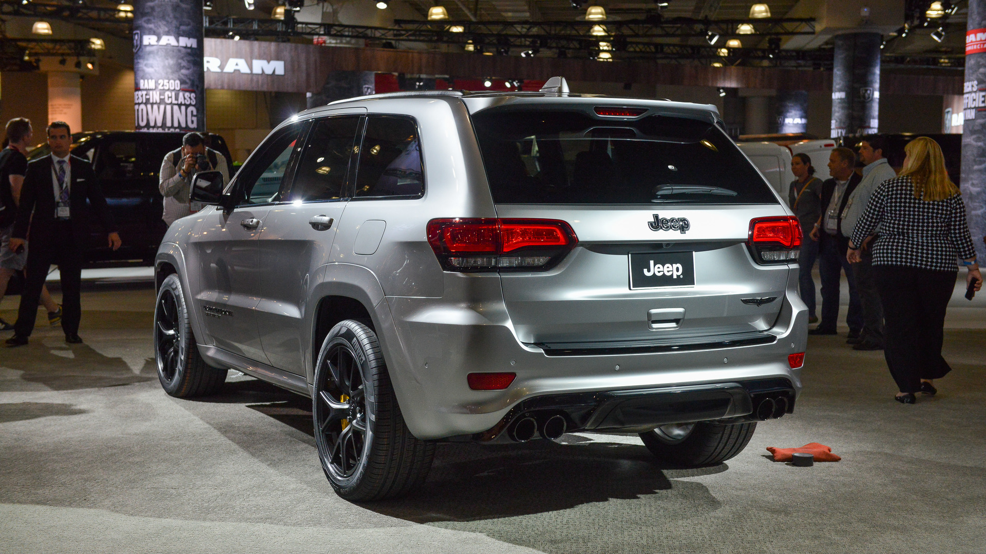10 More Things To Know About The Jeep Grand Cherokee Trackhawk