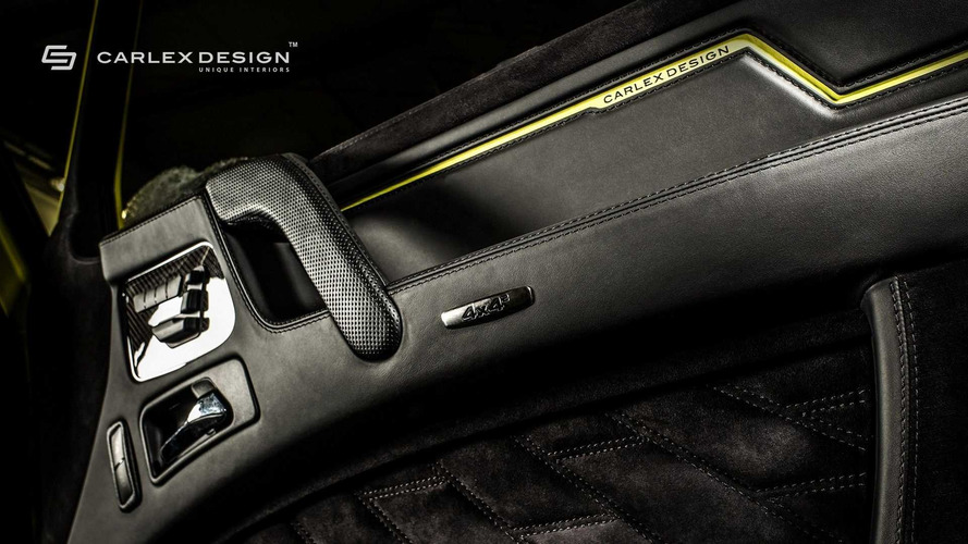 Mercedes-Benz Brabus G500 4x4² par Carlex Design