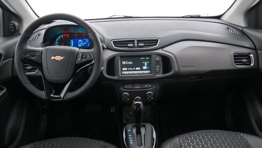Chevrolet Prisma 2018