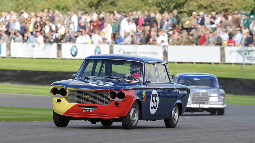 Racers go under the hammer at Historic Motorsport show