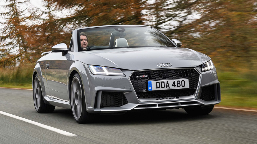 2017 Audi TT Roadster Review