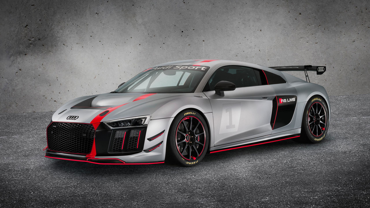 Audi R8 Lms Gt4 Race Car Yours For Just 232k