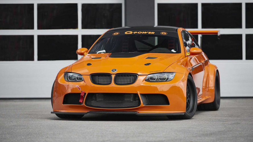 Widebody BMW M3 With Supercharged 4.5-liter V8 Packs 709 HP