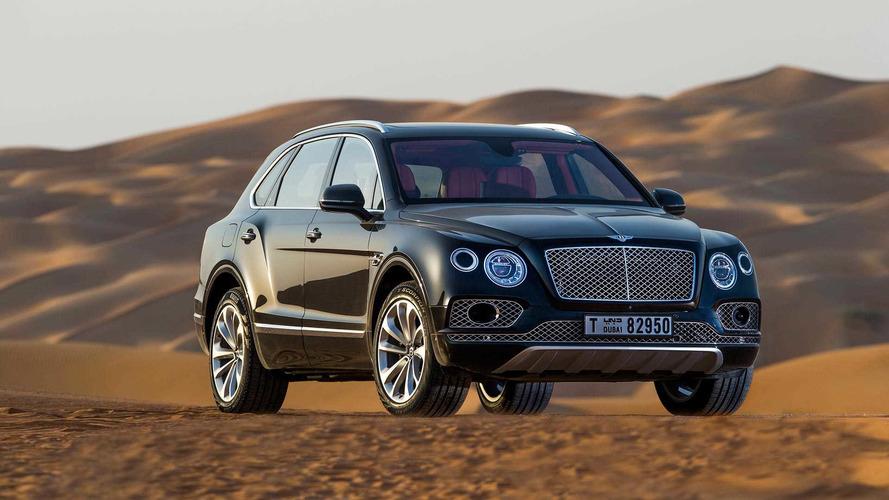 Bentley se lance dans la location de voitures