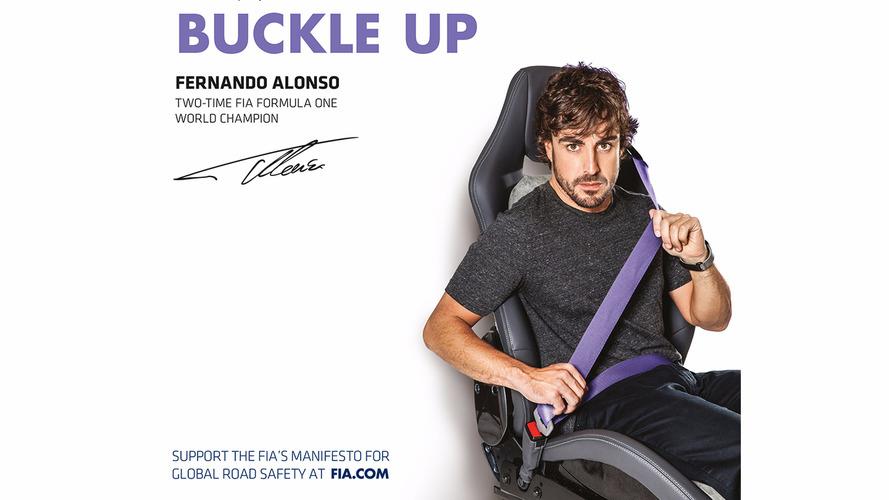 ¿Por qué la FIA llena las carreteras con estrellas (Alonso, Nadal o Márquez)?