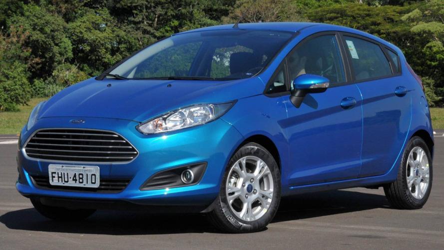 Hatches compactos em julho – Ford Fiesta assume liderança
