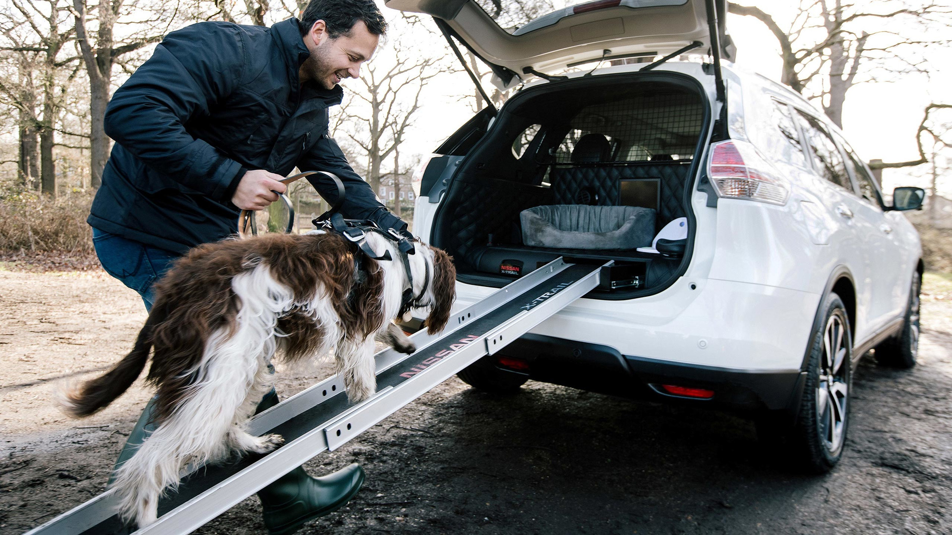 Nissan X Trail For Dogs >> Nissan X Trail 4dogs Is For Dogs