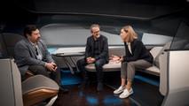 Audi Long Distance Lounge concept
