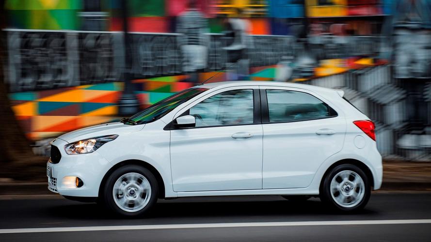 Ford Ka é oferecido por R$ 39.990 em promoção