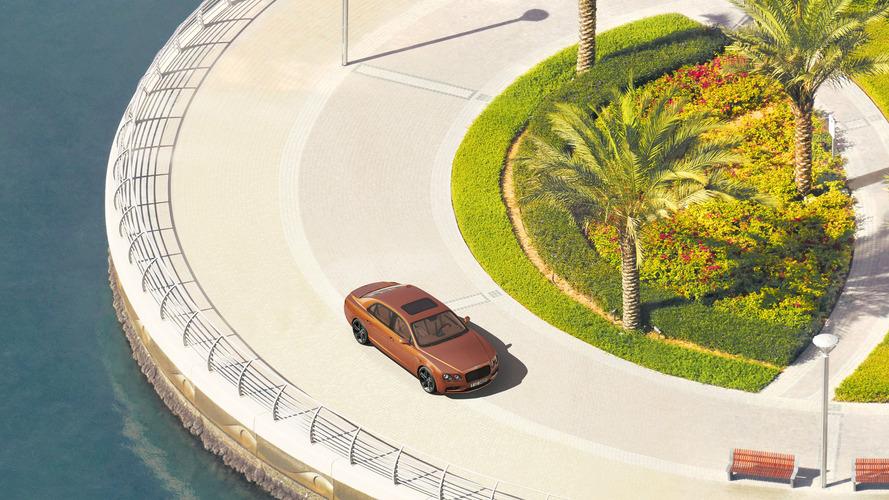 PHOTOS - Trouverez-vous la Bentley Flying Spur dans Dubaï ?