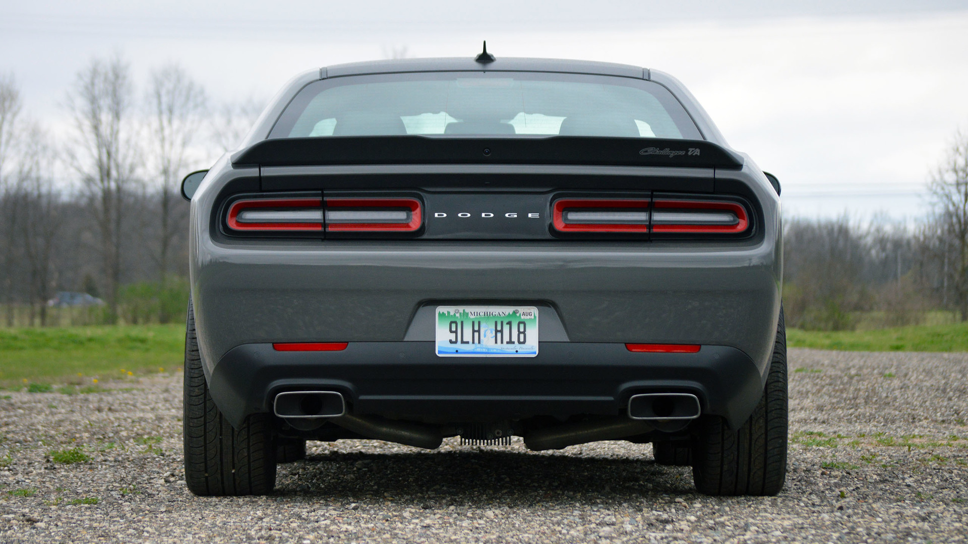 2017 Dodge Challenger T/A 392 Review: Who Needs A Demon?