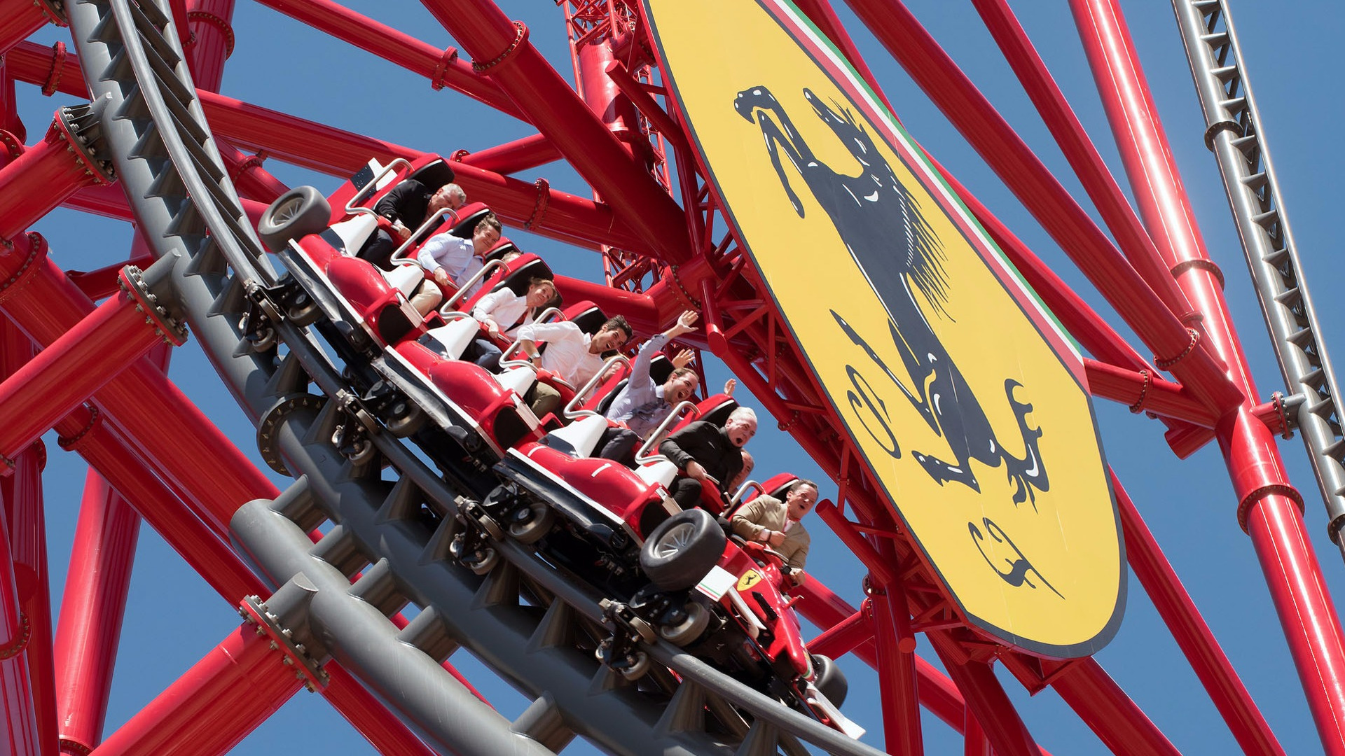 Ferrari Land Is Open And It\u0027s Our New Favorite Place In Spain