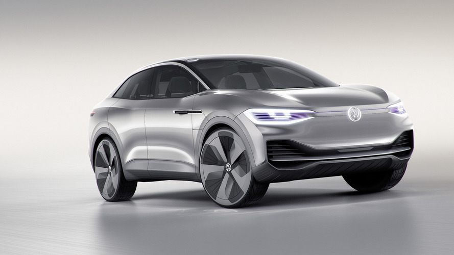 Volkswagen to sell subcompact electric crossover for £16,000