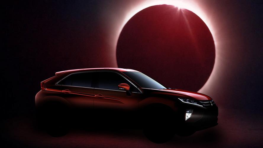 Mitsubishi dévoile le nom et de nouvelles images de son crossover