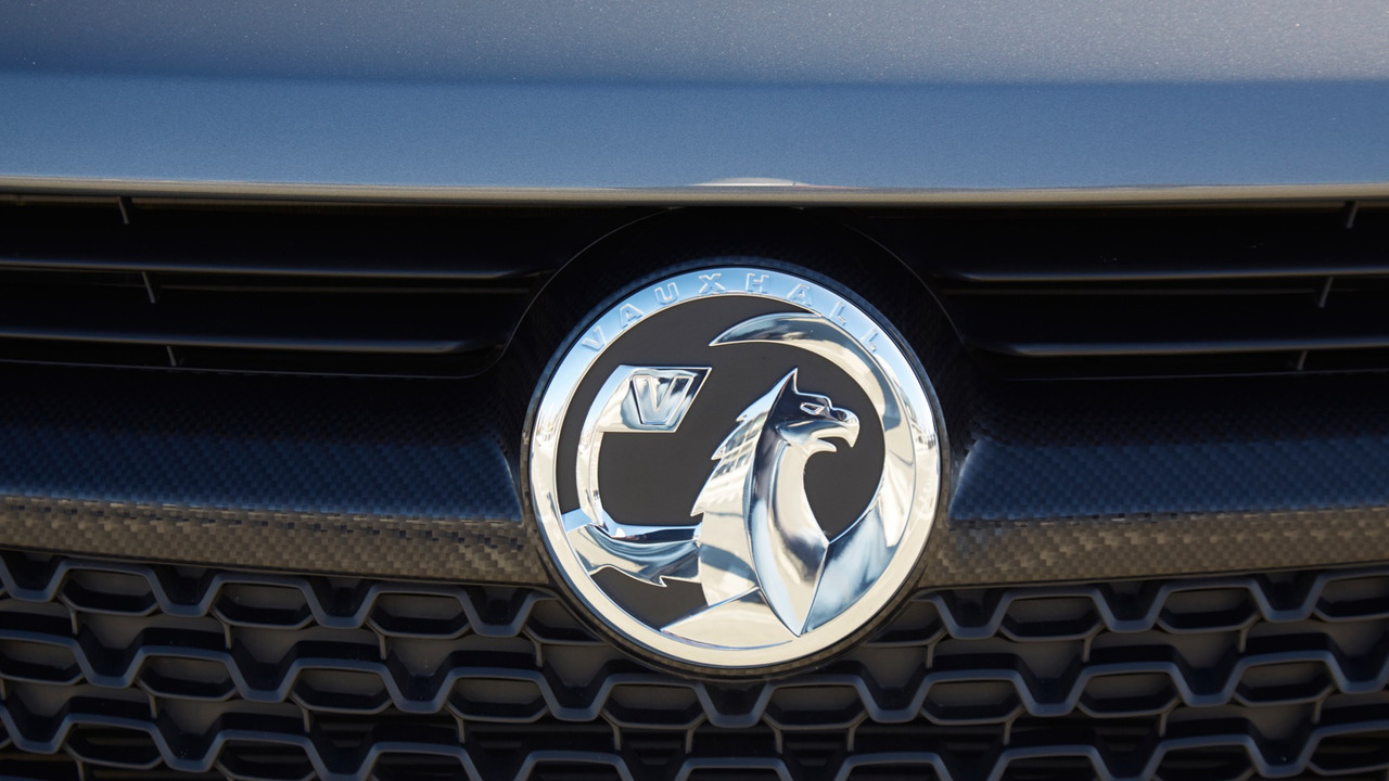 2017 Vauxhall Logo