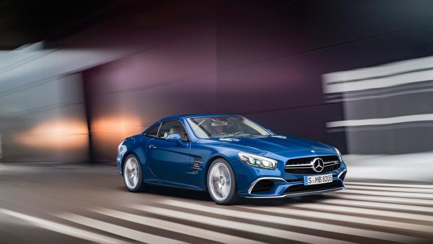 Mercedes-AMG SL Baru akan Siap Gantikan GT Roadster