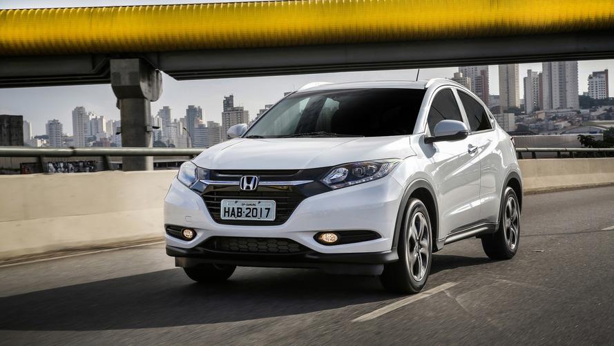 Honda convoca quase 20 mil unidades do HR-V por problema no freio