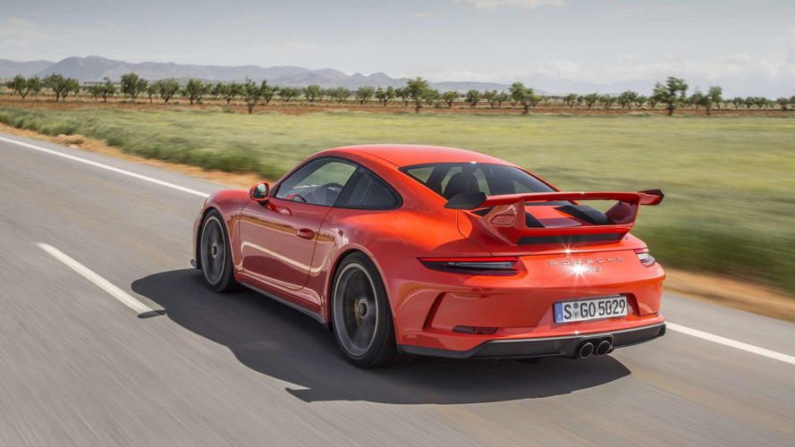 Porsche 911 GT3 Getting 10-Year, 120K-Mile Extended Warranty