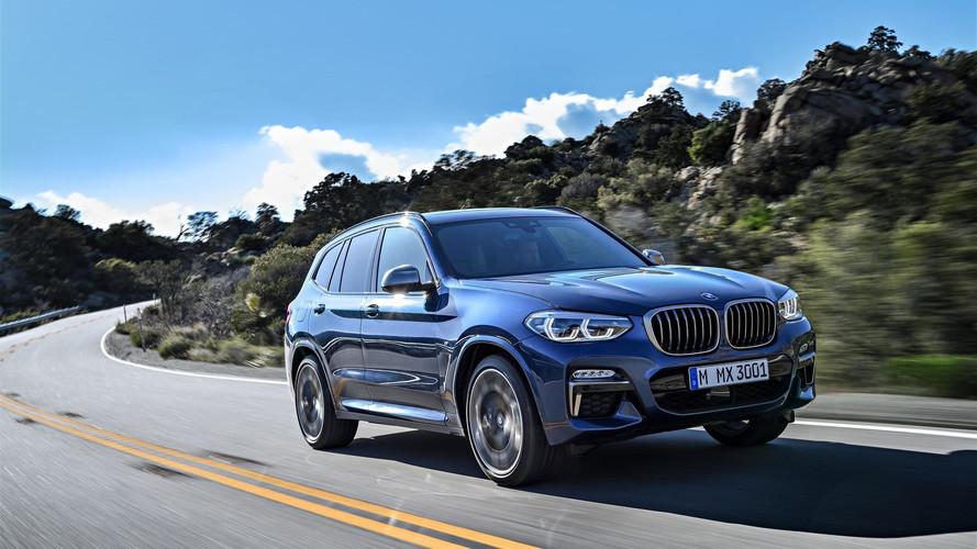 Eski vs. Yeni: BMW, X3'ün nasıl değiştiğini gösteriyor