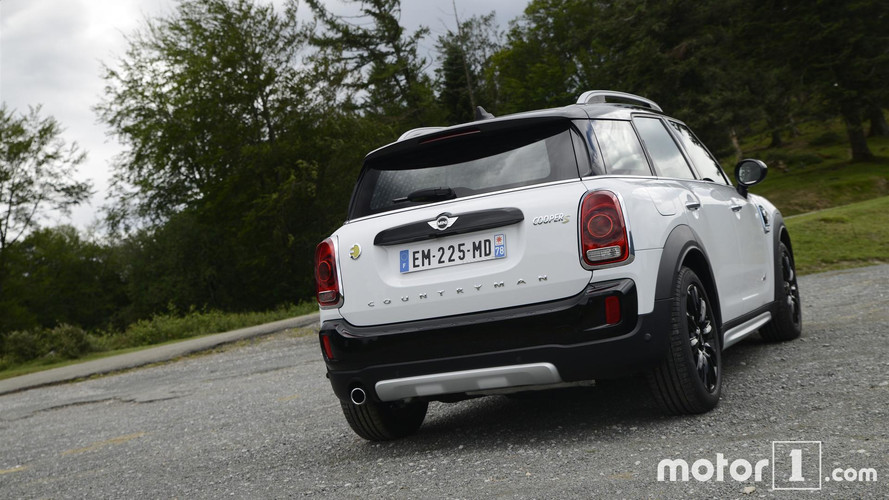 Essai - Mini Cooper S E Countryman ALL4 2017