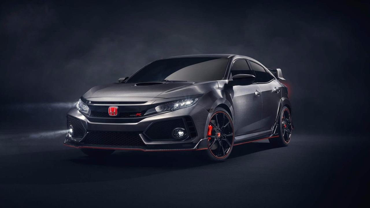 Honda Genève 2017