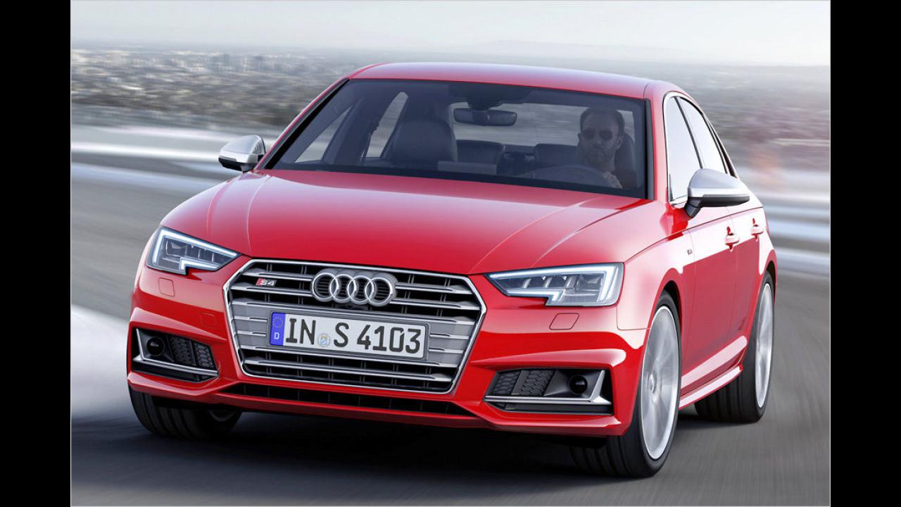 Platz 10: Audi A4, Durchschnittspreis 51.066 Euro