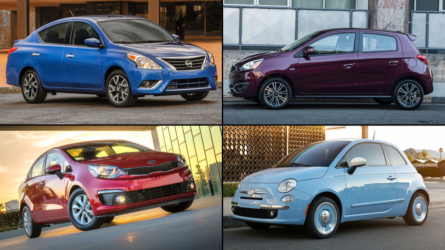 Cheap Cars For Sale >> 20 Cheapest Cars For Sale In The U S
