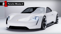 top 5 concept cars porsche