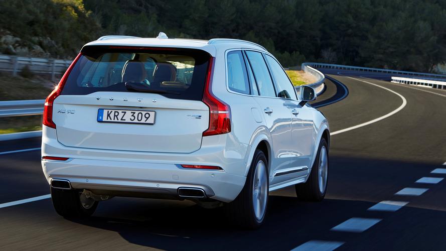 Volvo XC90 T8 Hybrid 2017