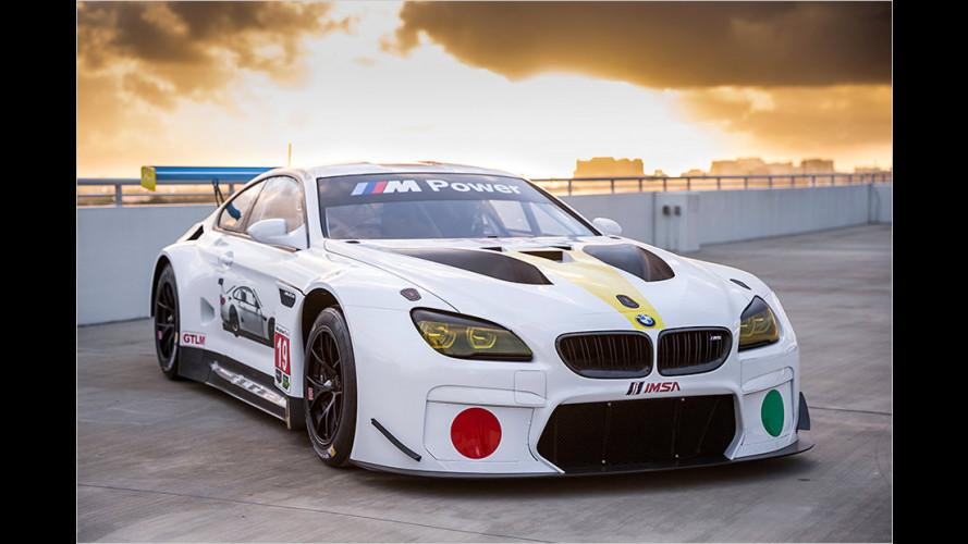 Kunst mit Karacho: Neues BMW Art Car