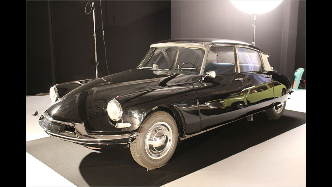 Citroën DS: Das Superhirn (1969)