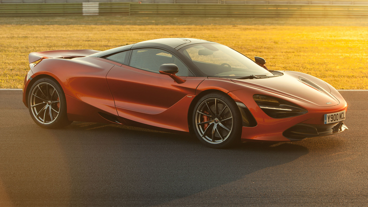 mclaren 720s takes down chiron f12 tdf 918 in rolling races