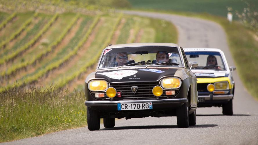 Les trois Peugeot bouclent brillamment le Tour Auto 2017