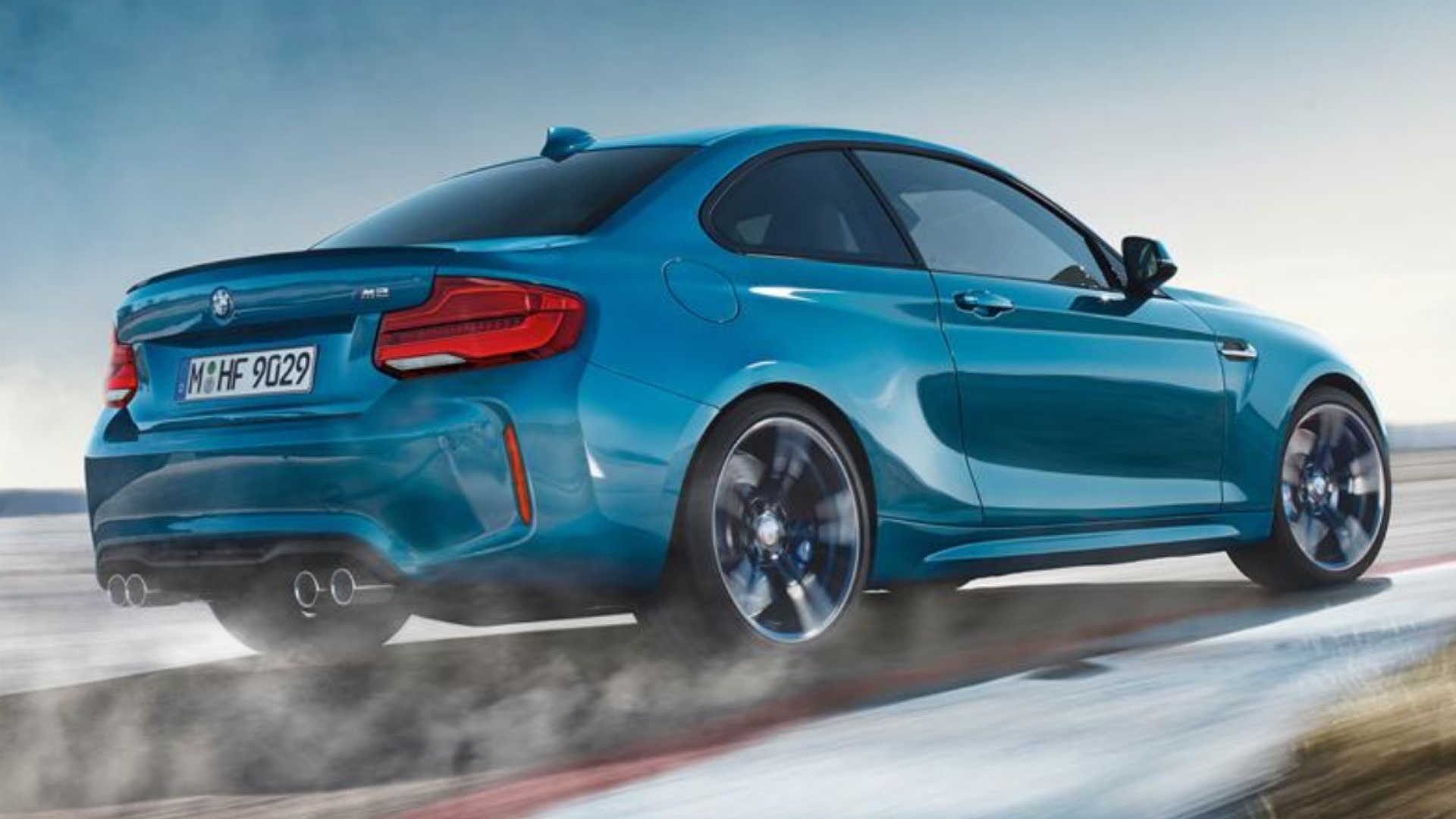 bmw m2 coupe edition black shadow price