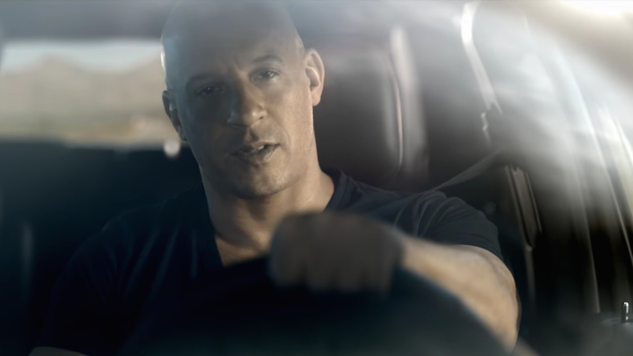 Vin Diesel Dodge Commercials