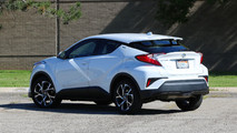 2018 Toyota C-HR: Review
