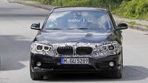2018 BMW 1 Serisi makyaj casus fotoğrafları