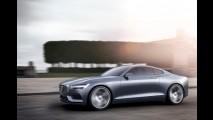 Coupe Concept mostra como será o futuro do design da Volvo