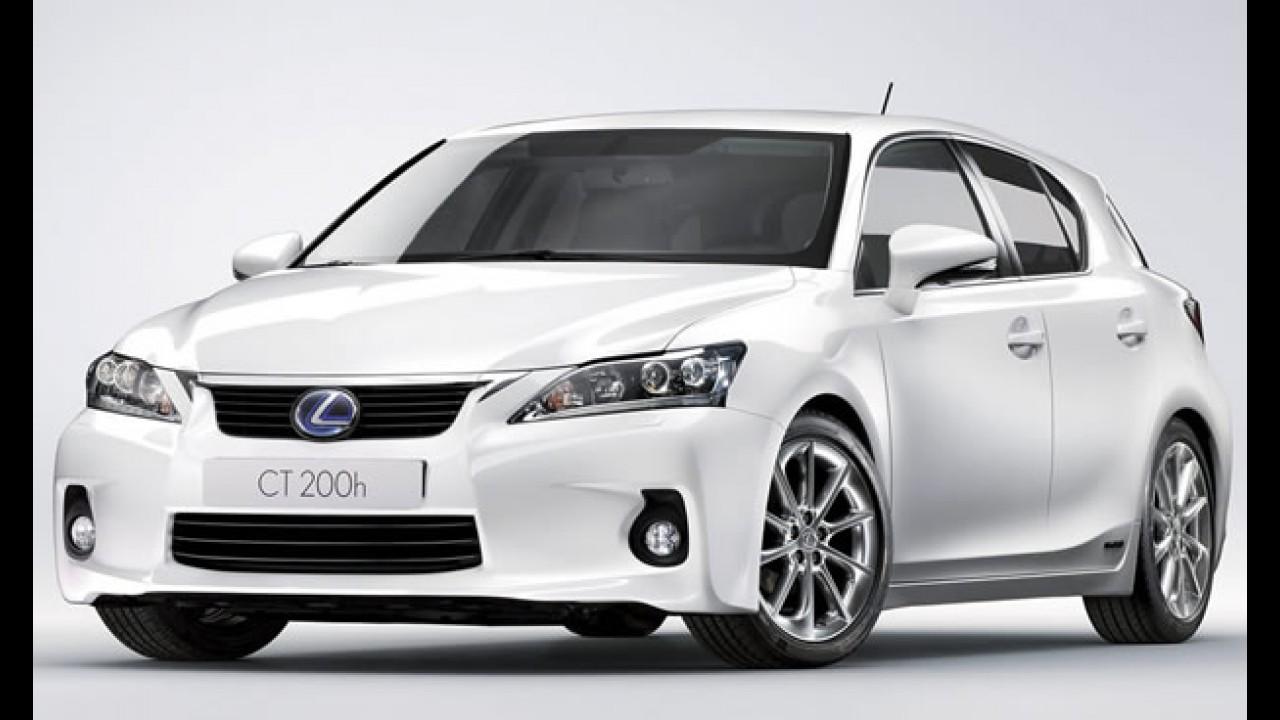 Lexus vai transferir seu centro administrativo para os Estados Unidos