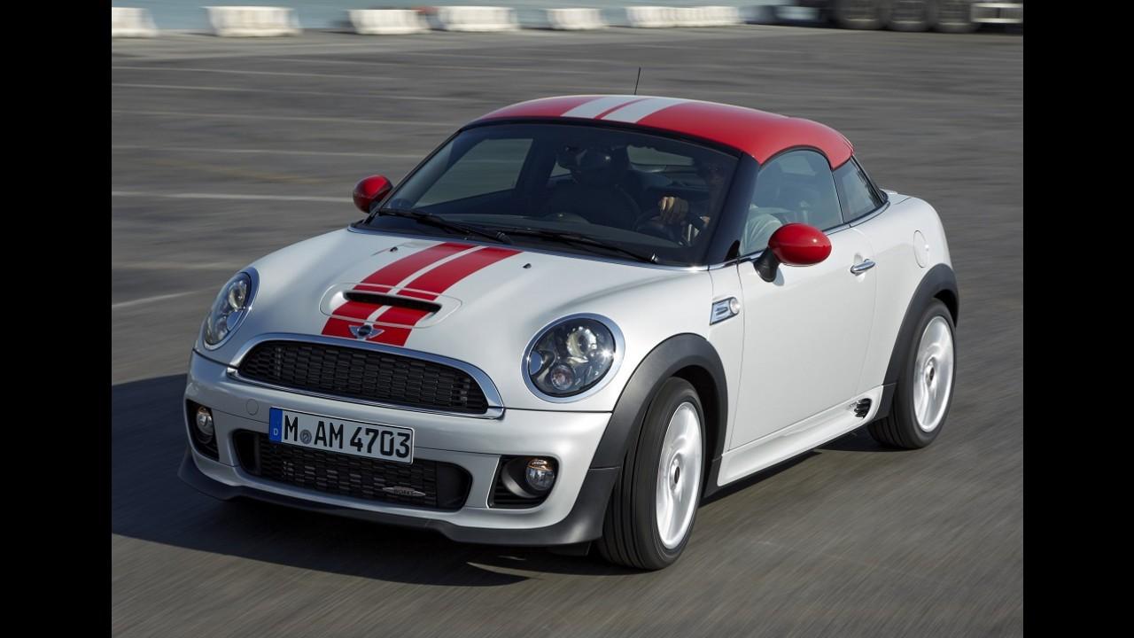 MINI pode trocar modelos Coupé e Roadster por inédito esportivo