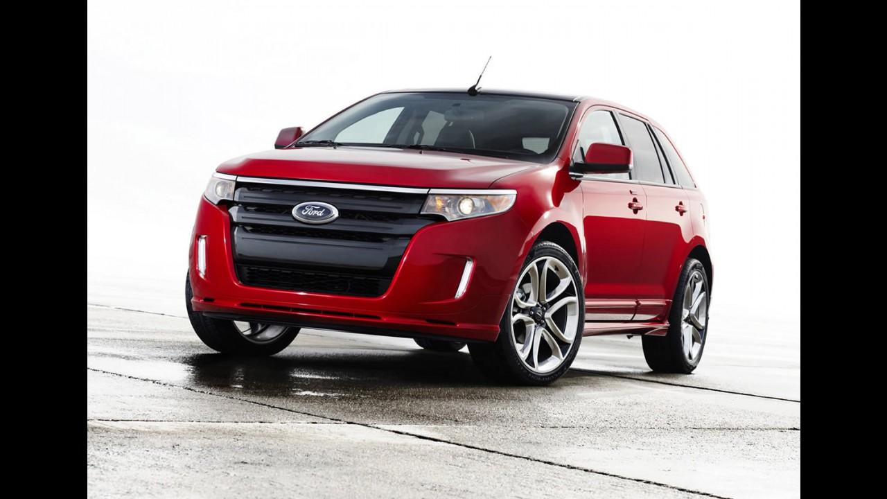 Ford anuncia a criação de sistema anti-acidente