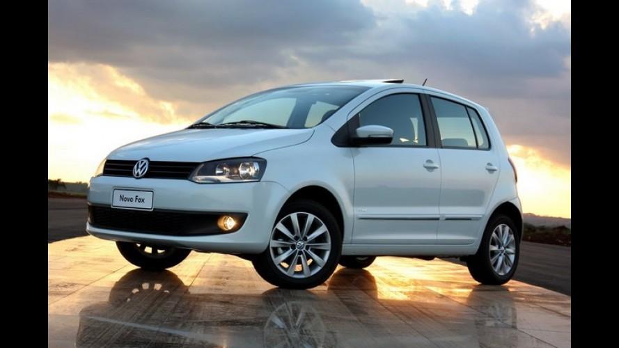 Volkswagen Fox 1.6 ganha freios ABS e airbags como itens de série - Preço sobe R$ 1.000