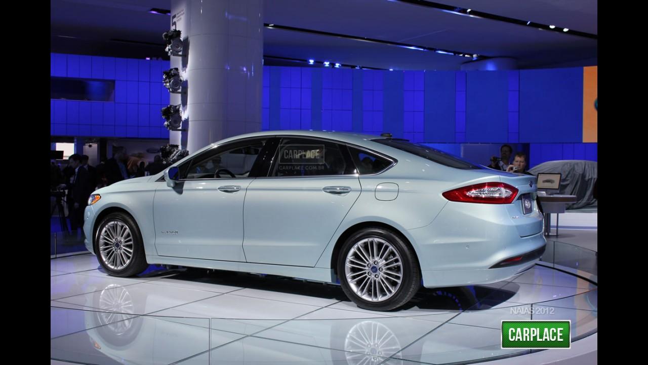 Ford Fusion 2013 é certificado como o sedã mais econômico do segmento
