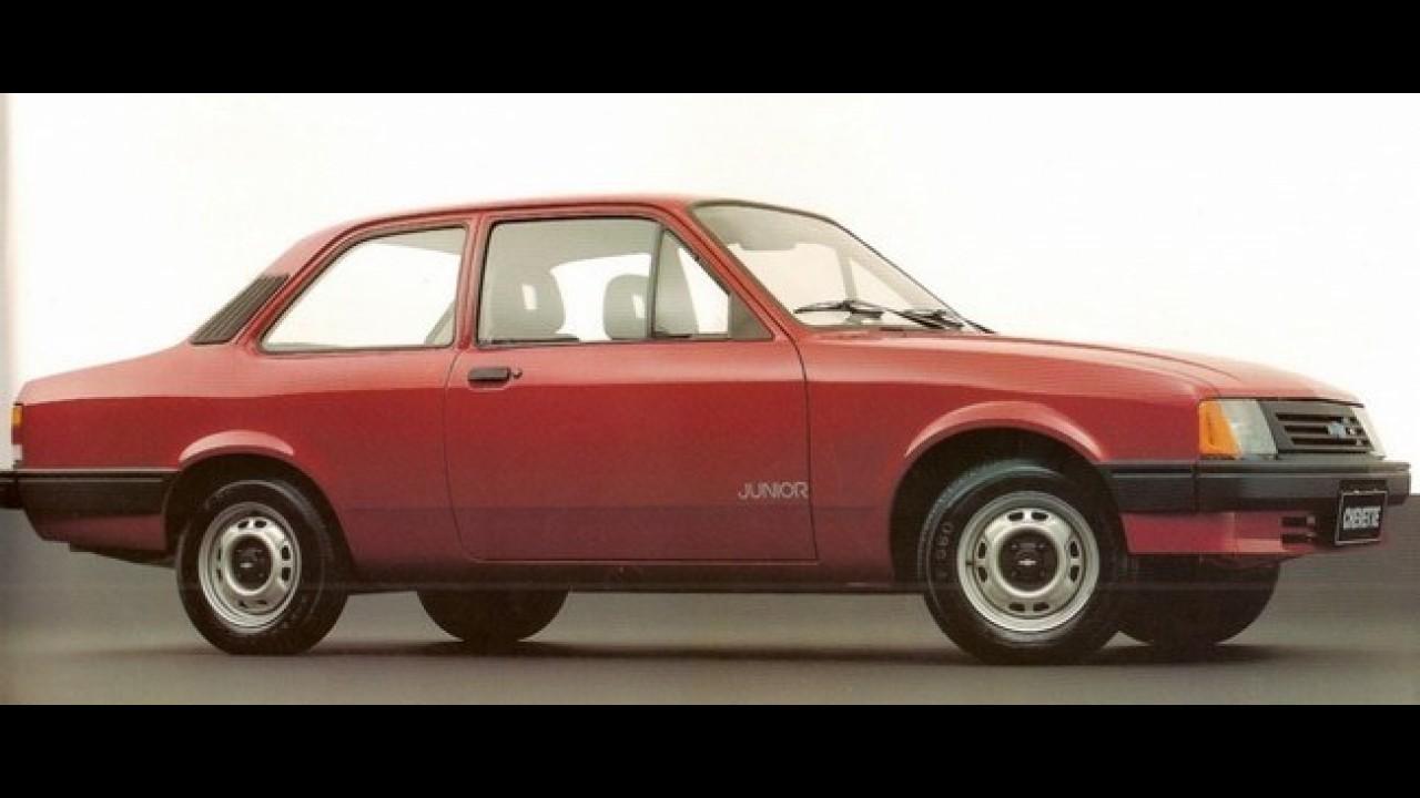 """Carros para sempre: Chevrolet Chevette - """"A GM não faria apenas mais um carrinho"""""""