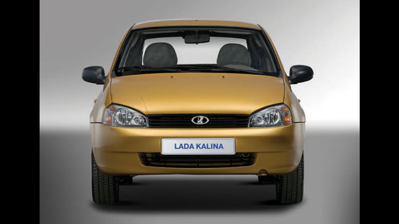 Veja a lista dos carros mais vendidos na Rússia em maio de 2012