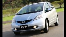 Um Fit por menos de R$ 50 mil - Nova versão Honda Fit DX vem aí