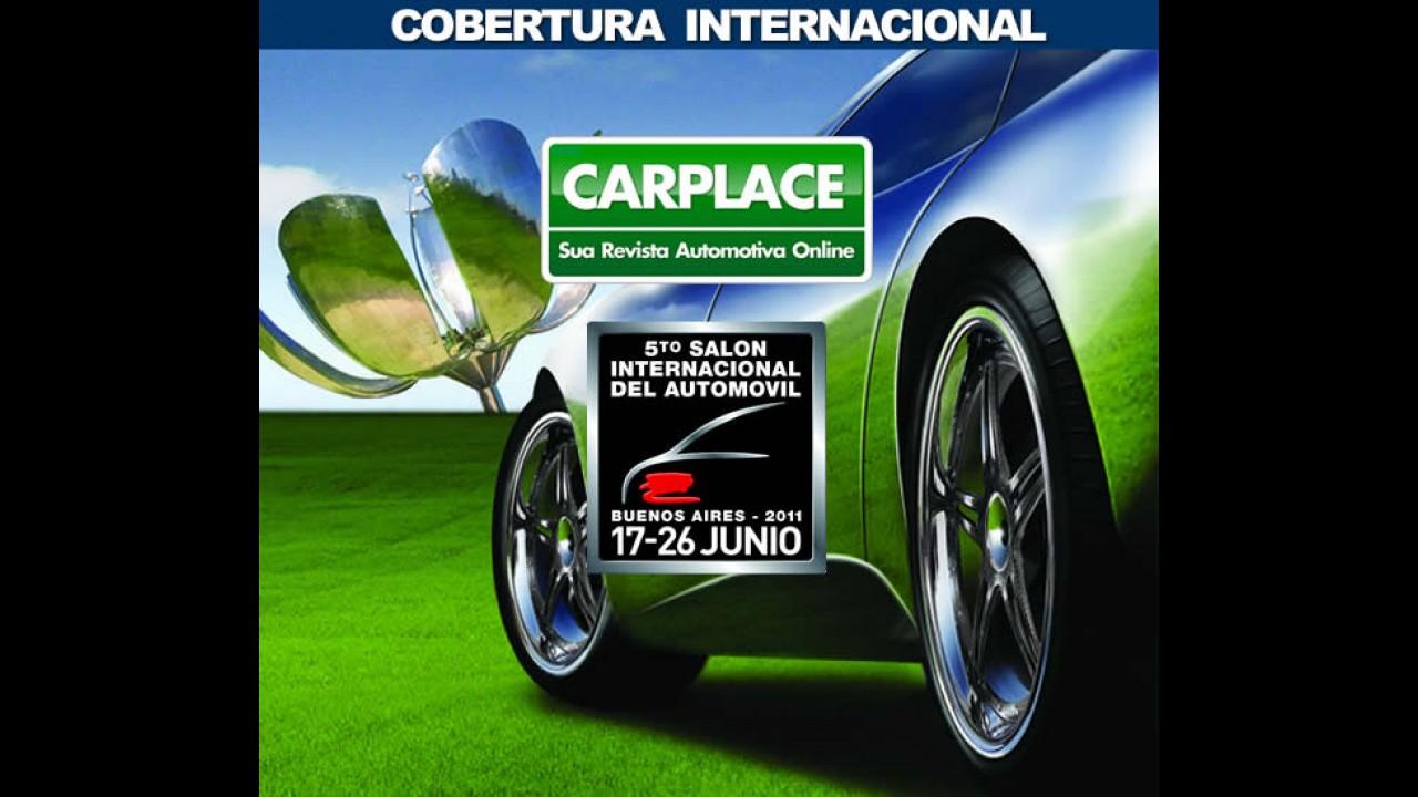 EXTRA: Estamos na Argentina para cobertura internacional do Salão de Buenos Aires 2011