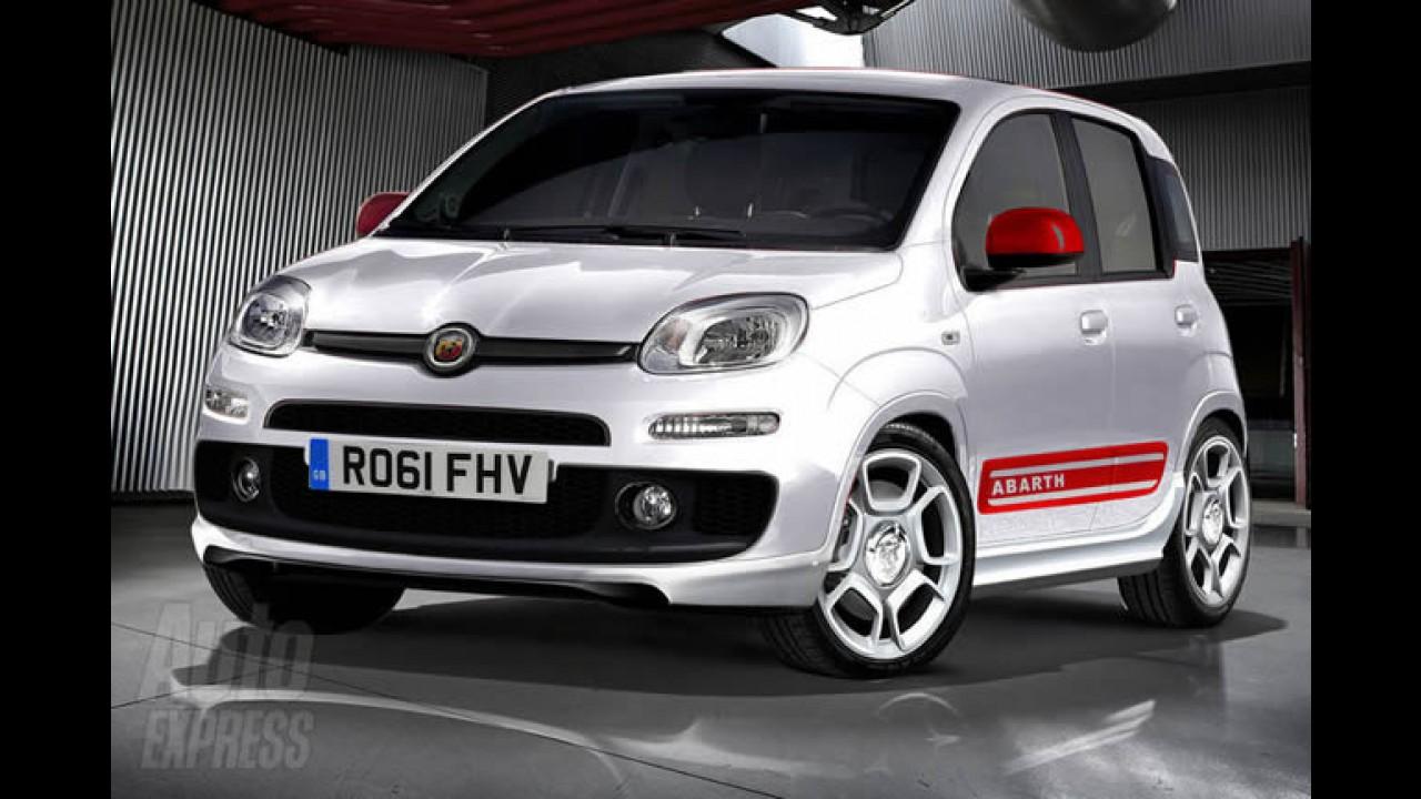 Fiat planeja Panda Abarth com motor TwinAir Turbo e consumo de 25,5 km/l