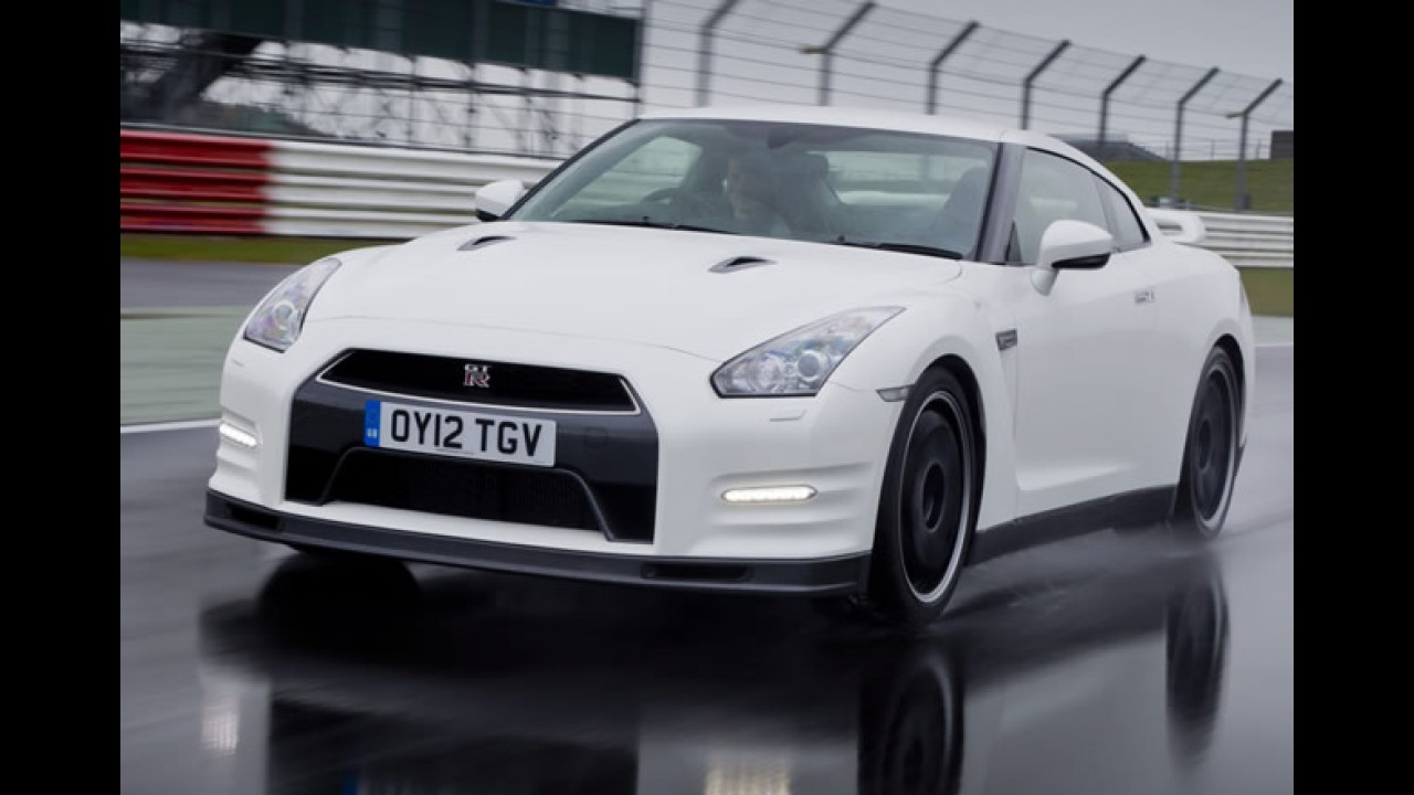 Nissan GT-R edição Track Pack é lançado no Reino Unido